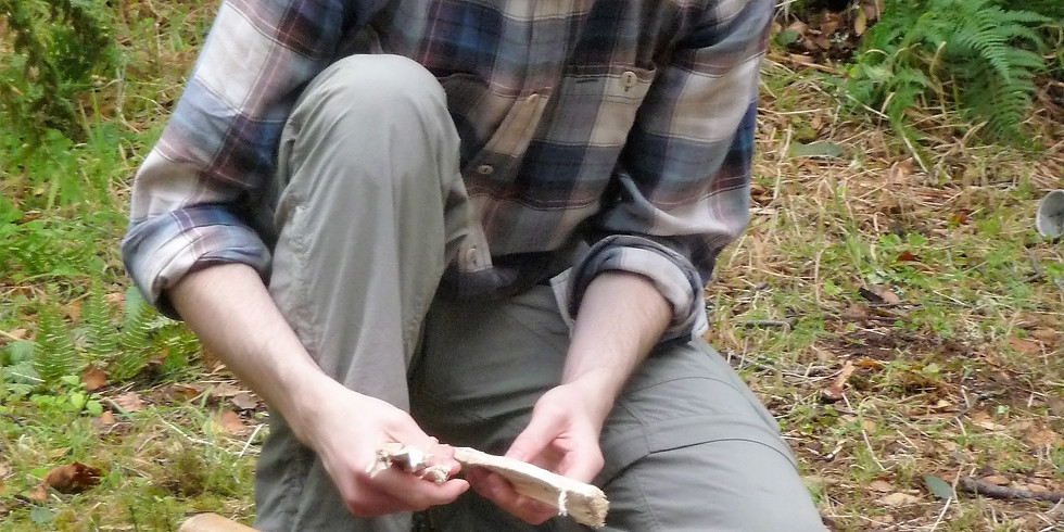 Survival Shelters and Cooking Tripods (Parent&Child Option)