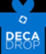 DECA Drop Logo DECA Blue.png