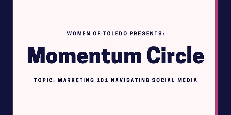 Virtual -Momentum Circle: Jan Meeting