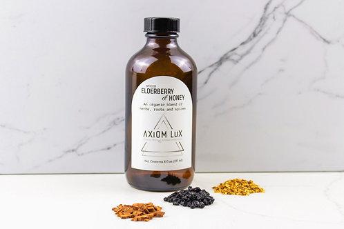 Spiced Elderberry & Honey