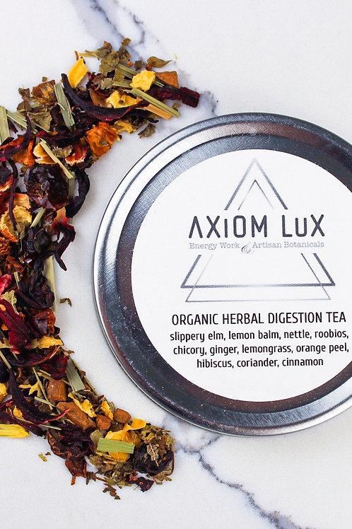 Organic Herbal Digestion Tea