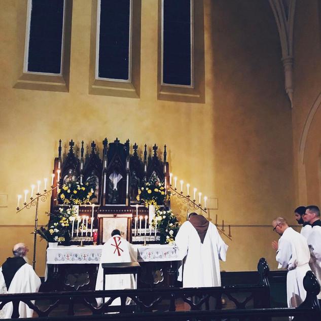 Maundy Thursday Mass