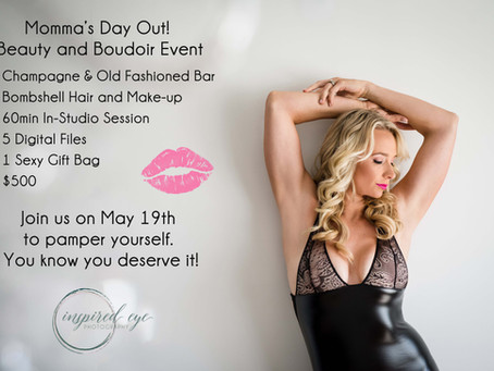 Naperville Boudoir // Momma's Day Out!