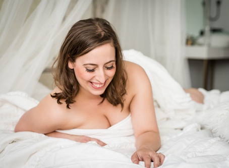 Boudoir: It's For Every BODY!