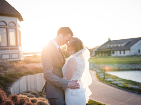 Mistwood Golf Club Wedding // Chelsea + Jeremy