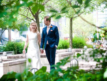 Destination Chicago! Martina and Patrick's Wedding