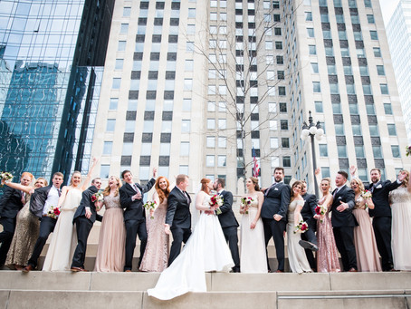 Chicago Wedding Photography // Nicole + Andrew