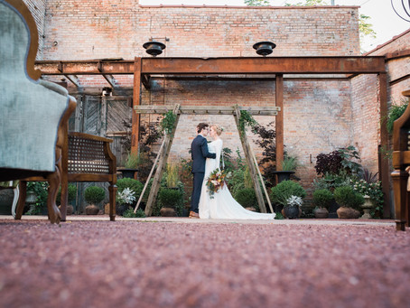 Blumen Garden, Sycamore // Marry Me in the Garden Styled Wedding