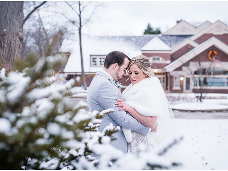 Stonebridge Country Club Wedding // Shauna and Kevin