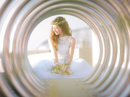 Styled St. Louis Bride