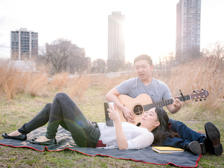 A Romantic Lincoln Park Serenade