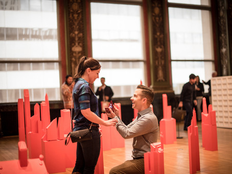 Chicago Cultural Center Proposal // Mike + Liz