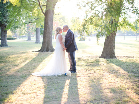Portage Park // Angie + Gil's Wedding