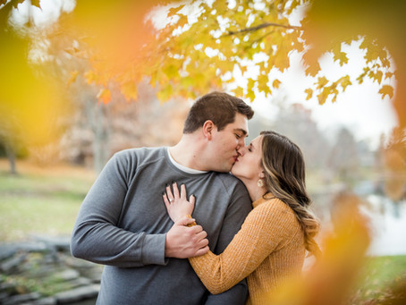 Downers Grove Engagement Photography // Nora & Jared