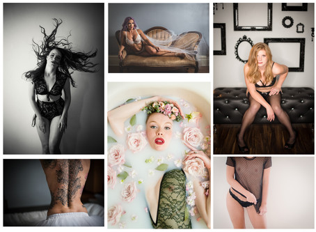 What is your Boudoir Style?