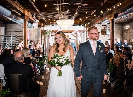 The Haight, Elgin IL // Angela + Ciaran's Wedding