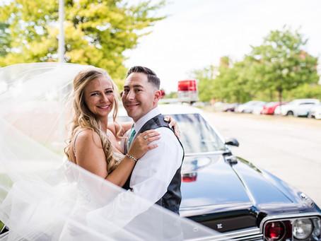 Schaumburg Hyatt Regency // Amanda + Rich's Wedding