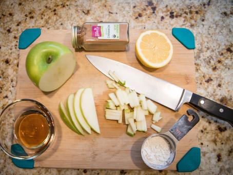 Kitchen Adventures -- Dessert Ravioli