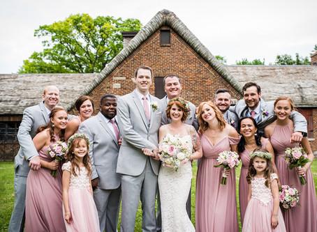 Carolyn + Will's Wedding // Western Springs, IL