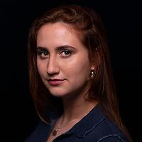 Headshot-portrait-on-black-background