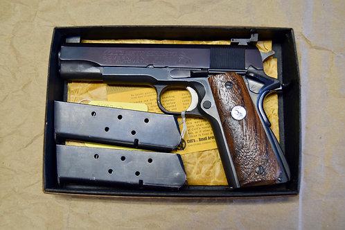 Colt Series 70 Government Model 1911 .45 acp