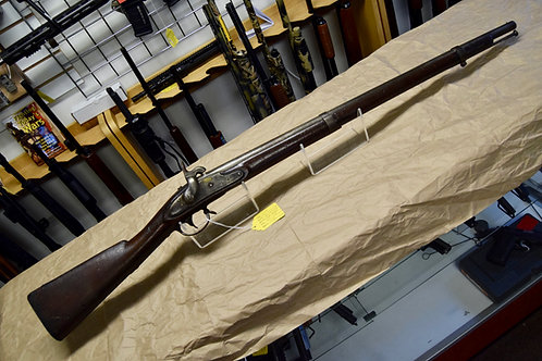 Springfield Musket 1836 Converted to Percussion