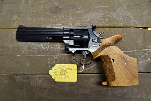 Erma Werke ER-772 Match Revolver .22 LR Rare!