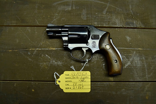 Smith & Wesson Model 42 Centennial .38 Rare!