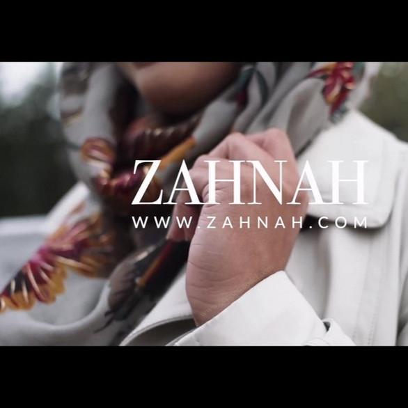 Hijabi model