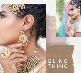 South Asian bridal jewellery