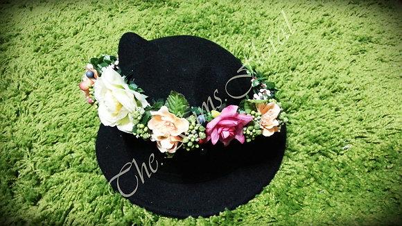 Wilderness Floral Crown