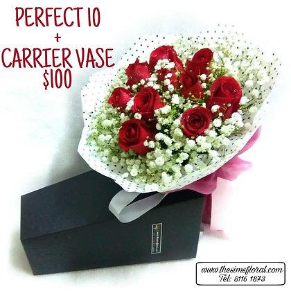 Perfect 10 Bouquet
