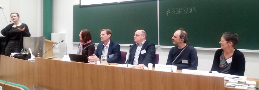 Panel discussion on CSR and sustainability in business education