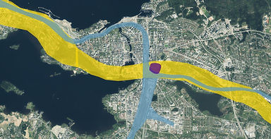Tampereen kantakaupungin paahdejatkumot