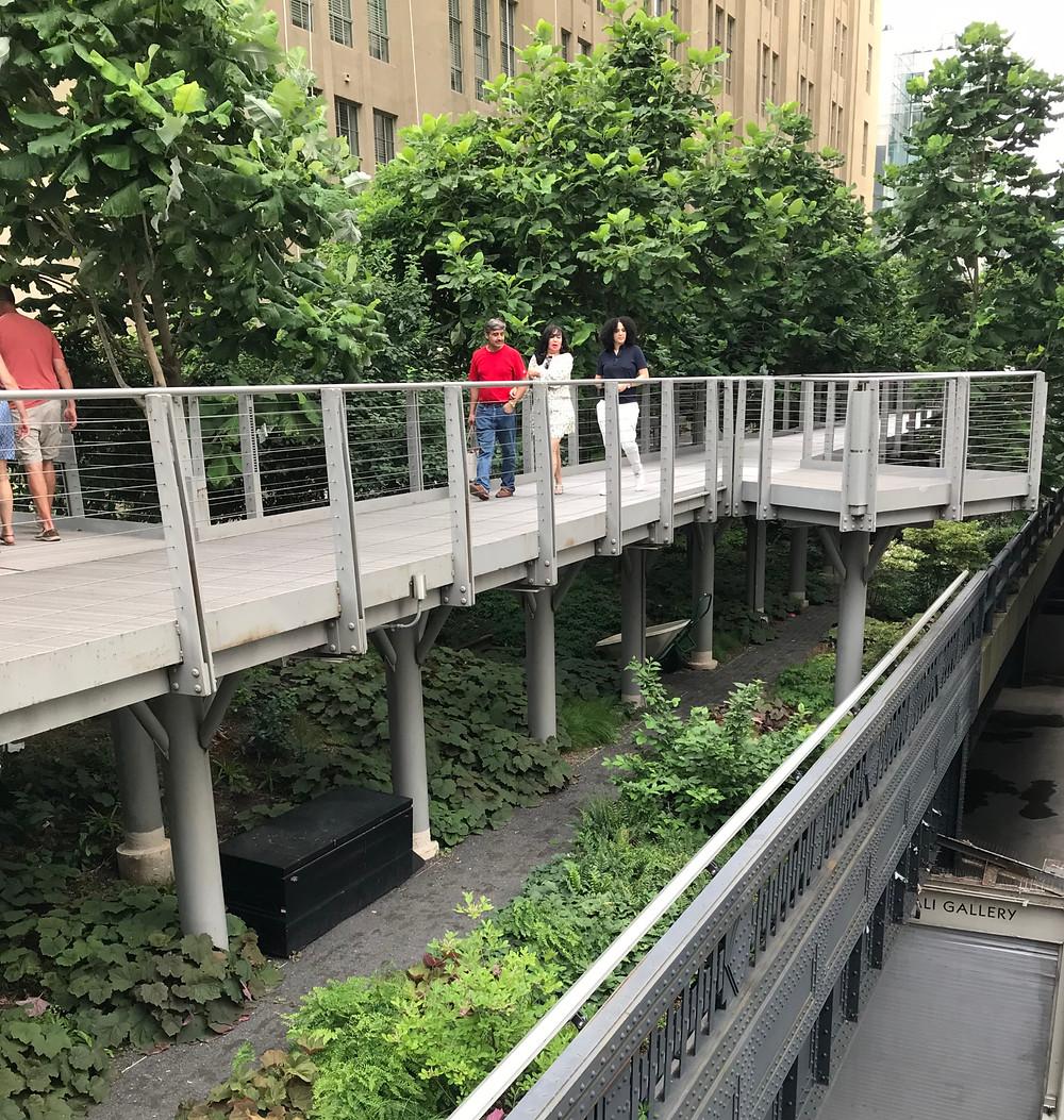 High Line, New York