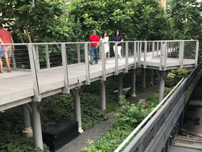 The High Line in New York: Nature is Culture is Nature