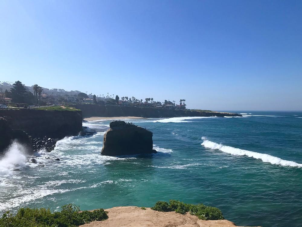 Coastline, San Diego