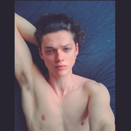 Lockdown Diaries: Model Brad Alexander