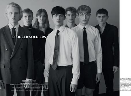 SEDUCER SOLDIERS