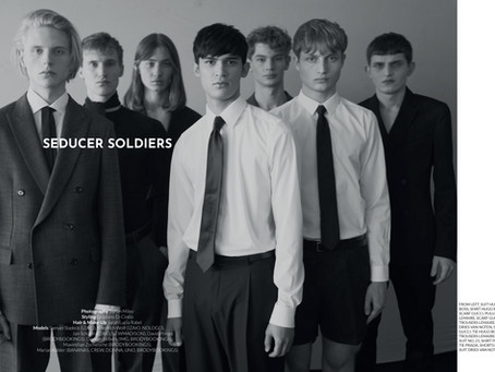 SEDUCER SOLDIERS