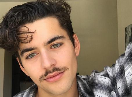 Lockdown Diaries: Model Ryan Winter