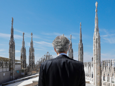 ANDREA BOCELLI PRESENTS 'MUSIC FOR HOPE'