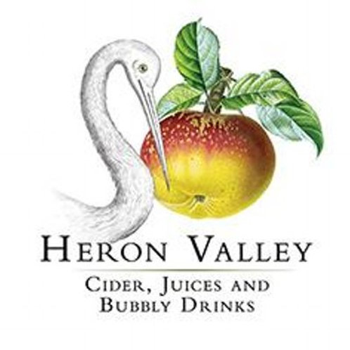 Heron Valley Sparkling Elderflower Fizz