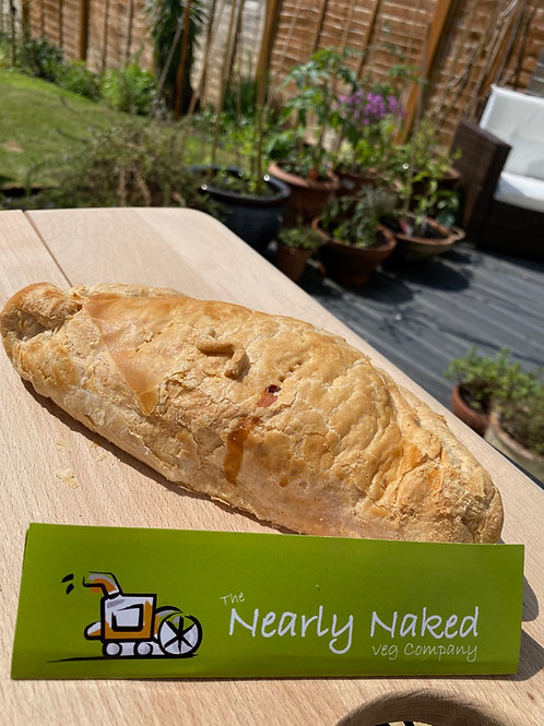 Nearly Naked Steak Pasty (case of 4)