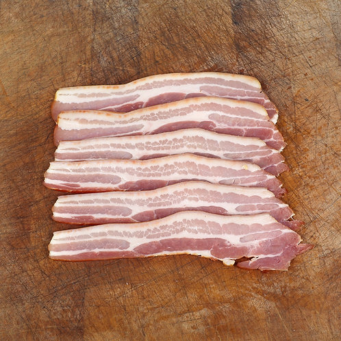 British Streaky Bacon