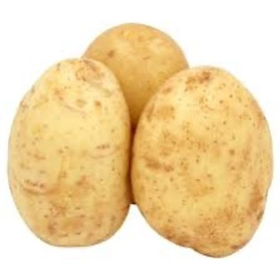 English Baking Potatoes
