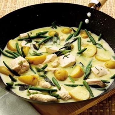 Thai Green Devon Chicken Curry