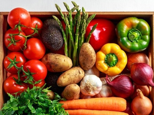 Fruit, Veg and Salad Box Delivery Wednesday 2nd December