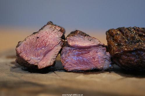 Herby Roasted Lamb Rump