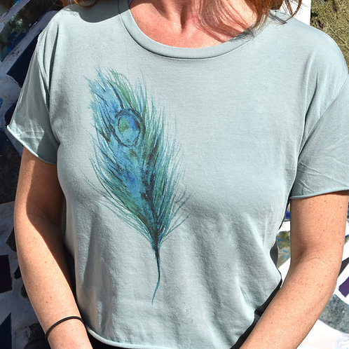 Ladies' Crop T-Shirt